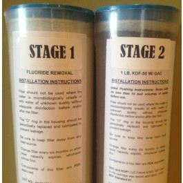 WIT :: 2-Bank Fluoride Replacement Cartridges