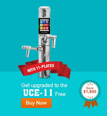 Under Counter water ionizer UCE 11