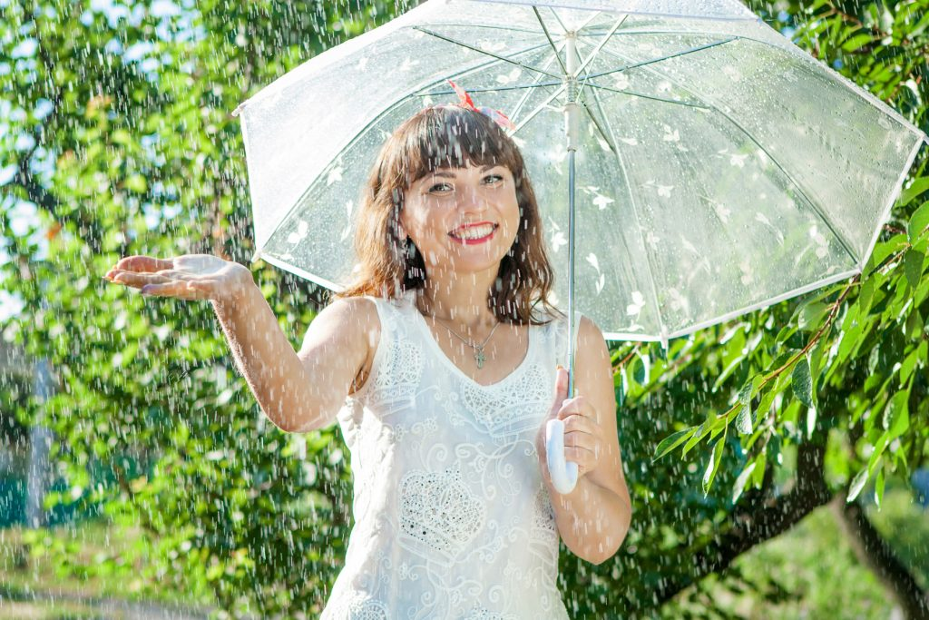 April showers bring may flowers but also an incredible opportunity to enjoy better health.