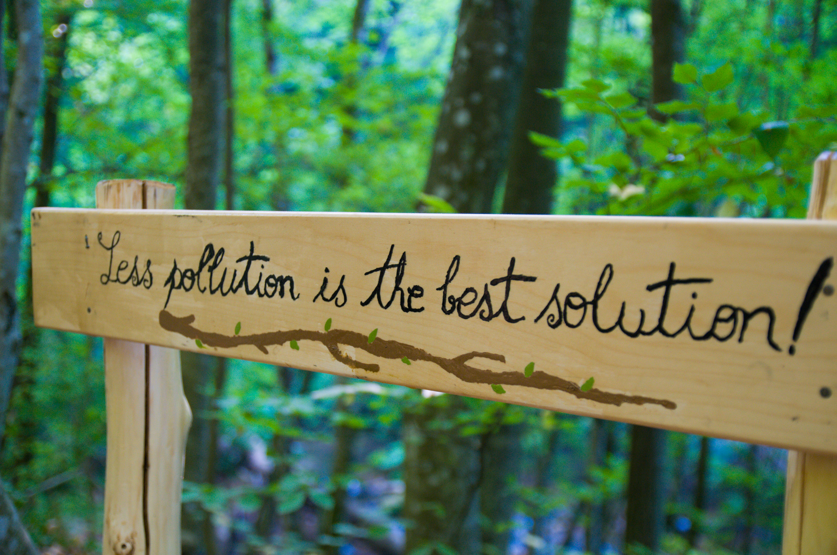 quote about pollution