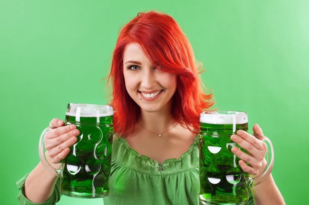 Too Much Green Beer Got You Down? 5 Life-Saving Hangover Fixes for St. Patrick's Day!