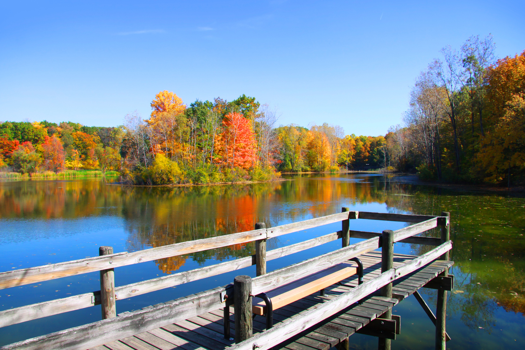 The beauty of autumn doesn't last forever, but the beauty of alkaline water certainly will!