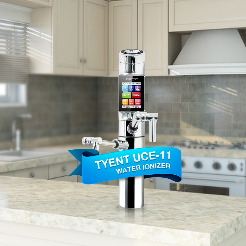 While You Compare Alkaline Water Purifiers, Remember Tyent Won Ionizer Of The Year…Again (Version 2.0)
