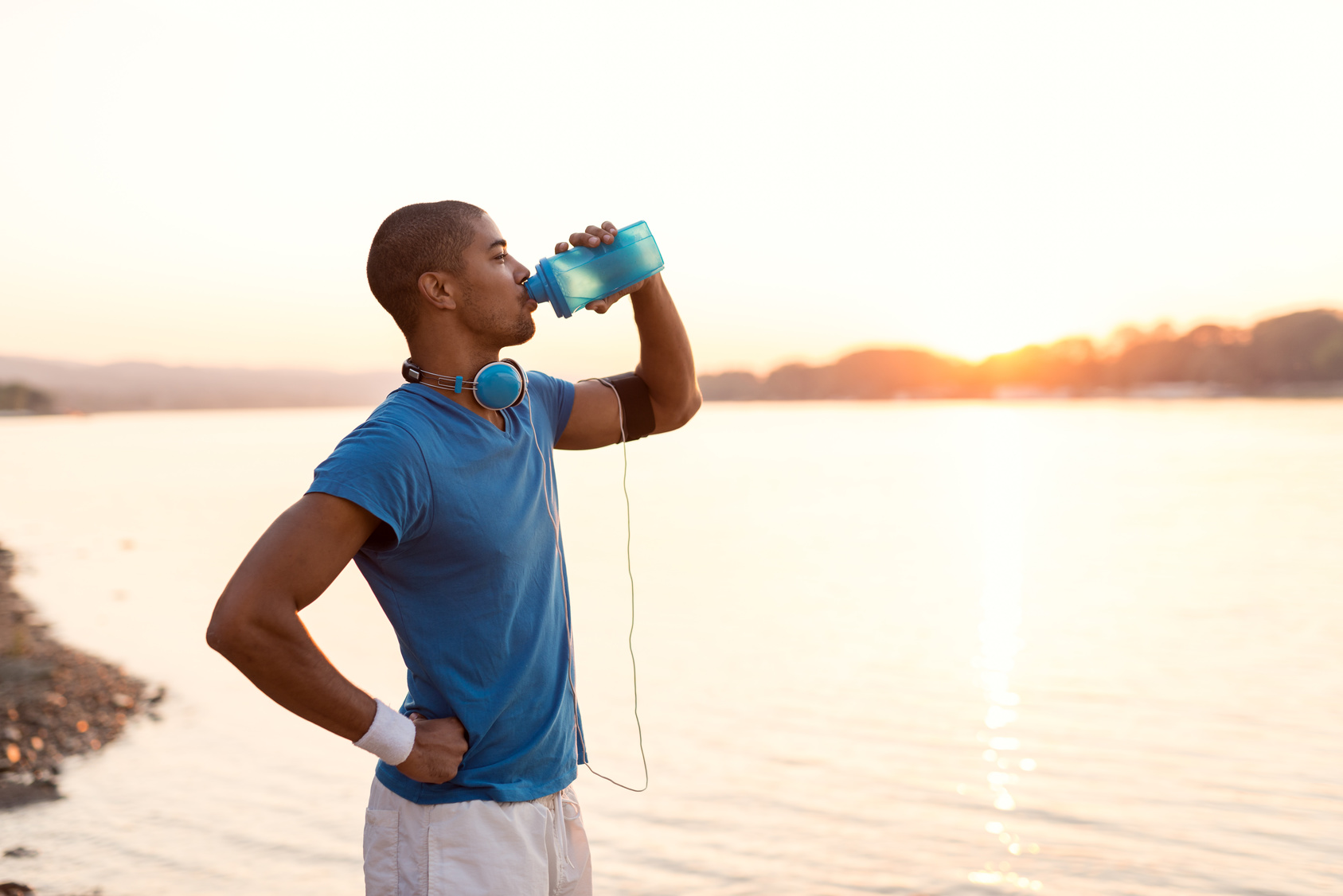 My Water Ionizer Story: Alkaline Water and My Workouts