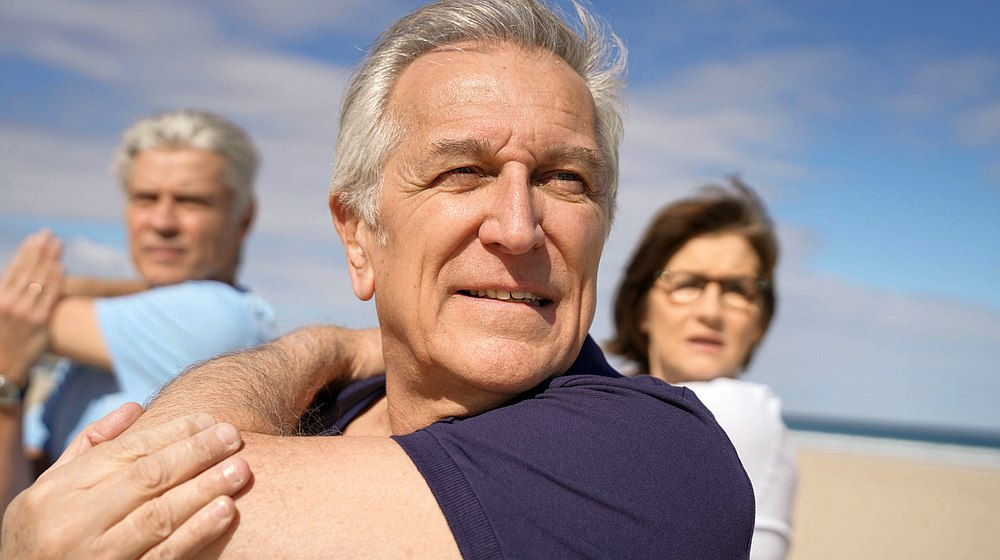 Feature   adult exercising   Calcium Benefits: Alkaline Water is a Great Resource!