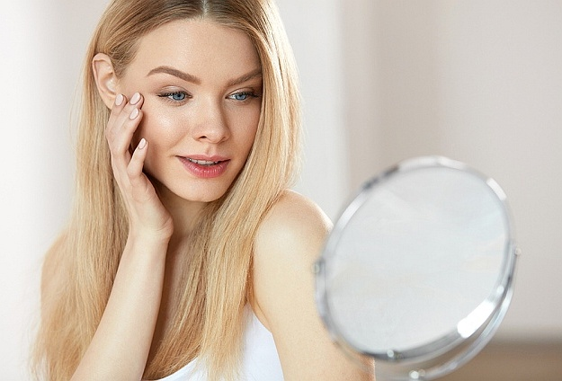 Woman beauty face care portrait   Beautiful   drinking alkaline water beauty benefits   Reasons To Love Tyent Water Ionizers