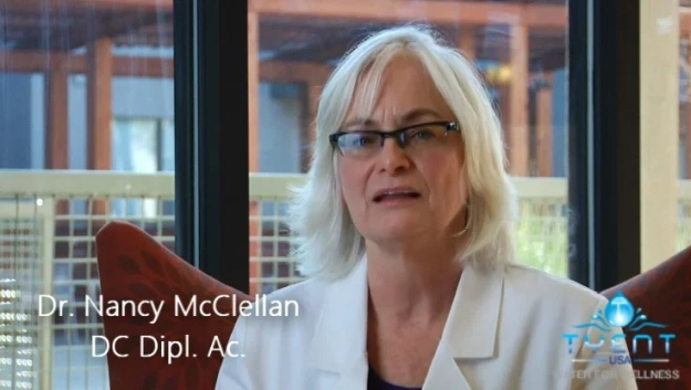 Dr. Nancy McClellan | Reasons To Love Tyent Water Ionizers, Part 7: Doctors, Wellness Centers, And Tyent Water