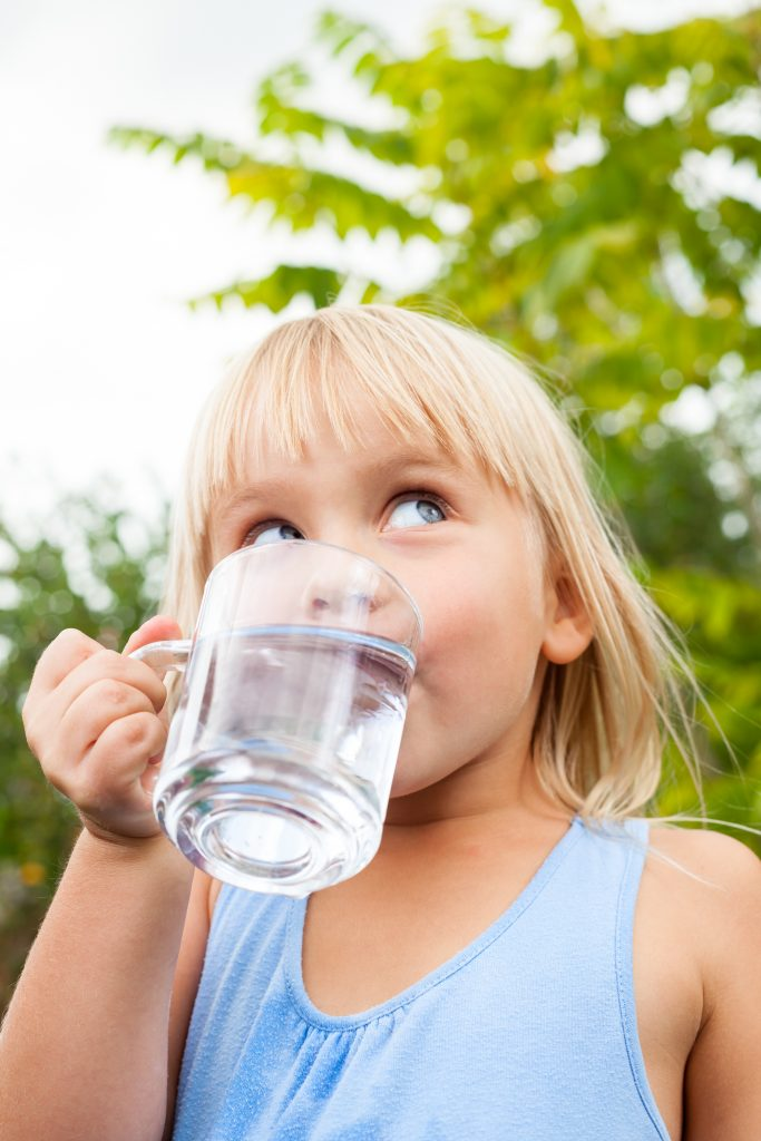 Water Ionizers and Kids