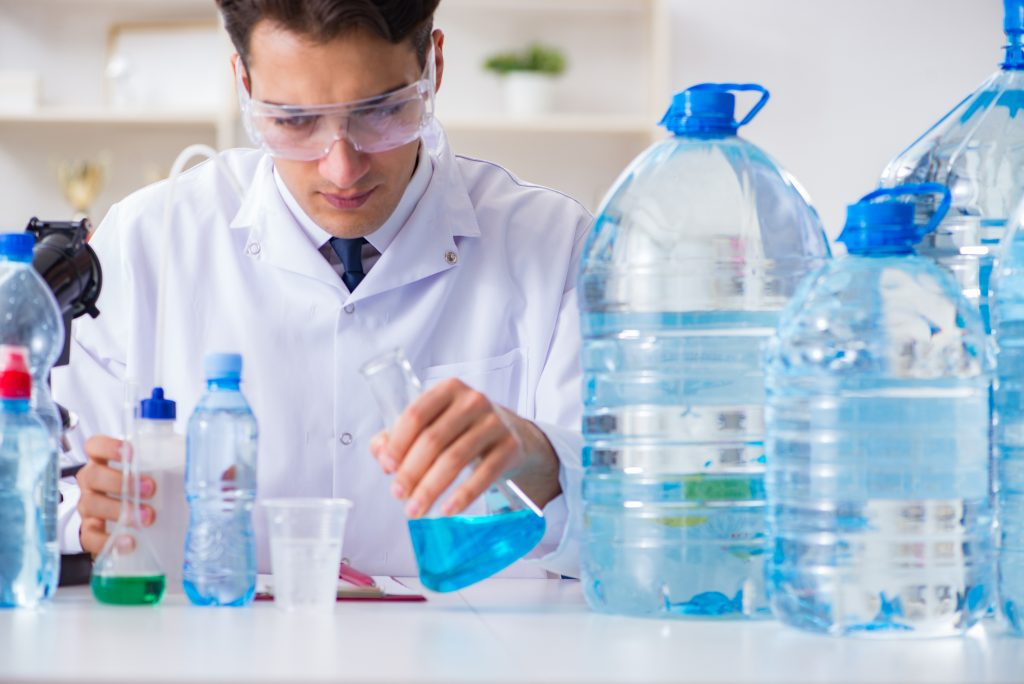 Water science and water ionizers