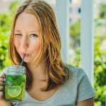 A Real Smoothie | Alkaline Water Breakfast Mojito, Anyone?