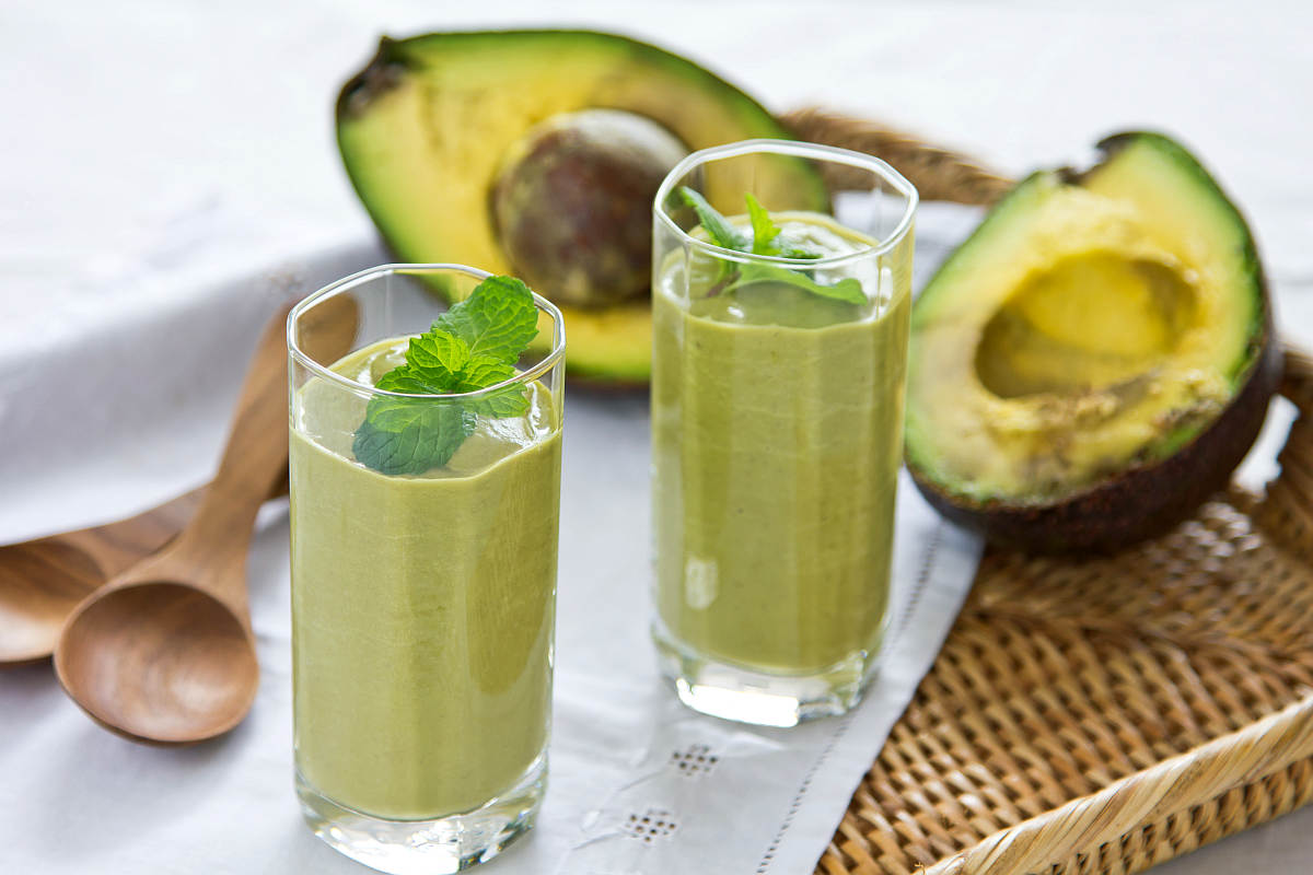 Avocado smoothie healthy drink | Most Nutritious Foods to Add to Your Diet