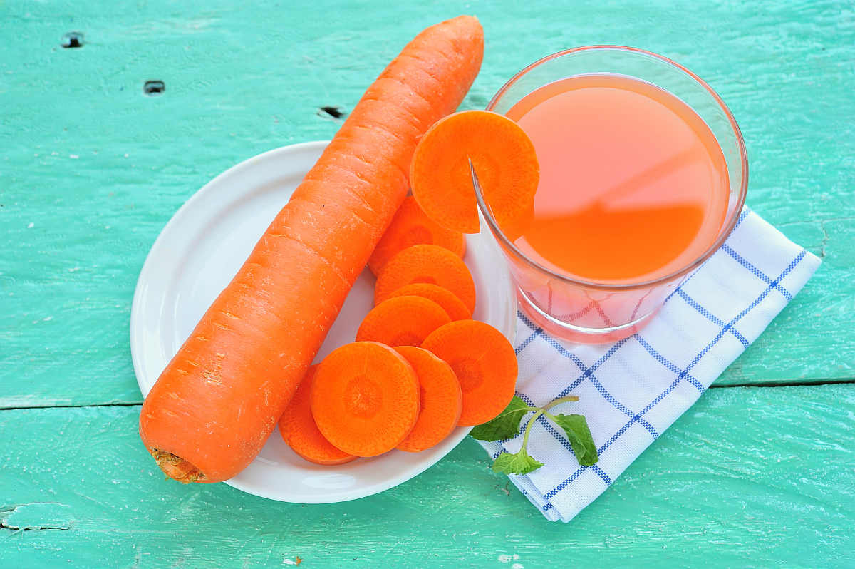 Fresh Carrot juice | Most Nutritious Foods to Add to Your Diet