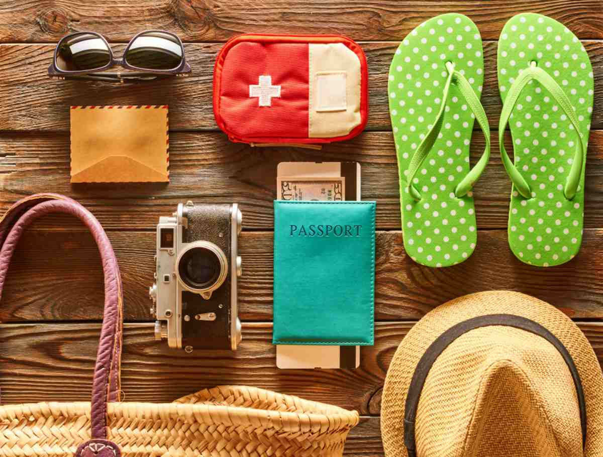 First Aid Kit | Travel Essentials For A Healthy Holiday