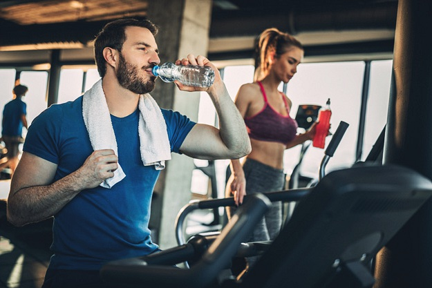 Dehydration Leads to Fatigue   How To Lose Weight With Alkaline Water   Weight Loss Benefits