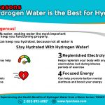 4 Reasons Hydrogen Water is the Best for Hydration