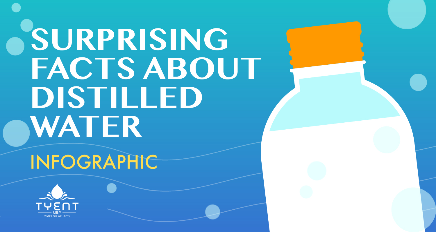 5 Reasons To Never Drink Feature   Distilled Water [INFOGRAPHIC]