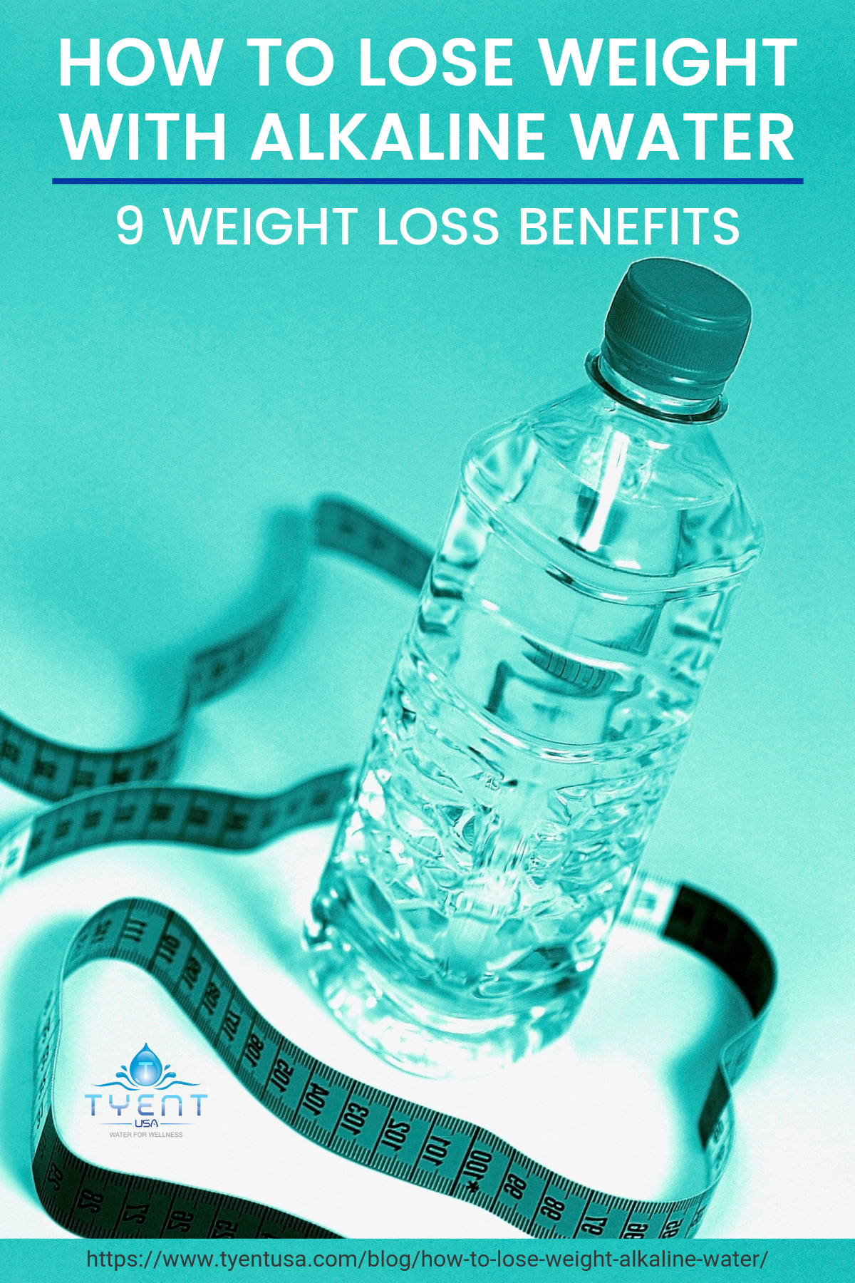How To Lose Weight With Alkaline Water | 9 Weight Loss Benefits https://www.tyentusa.com/blog/how-to-lose-weight-alkaline-water/