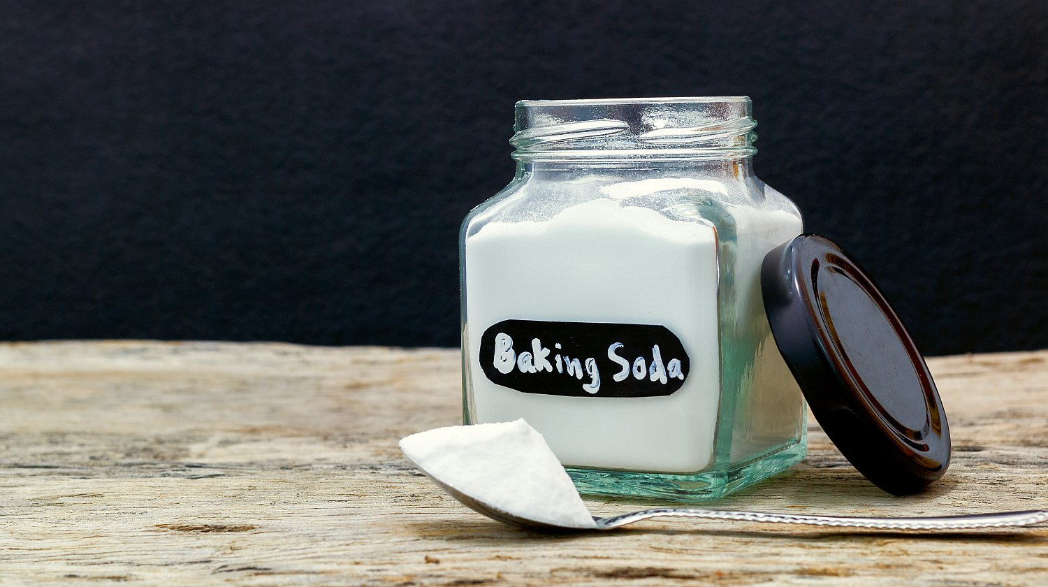 Feature | Baking soda in a jar | Surprising Benefits of Baking Soda