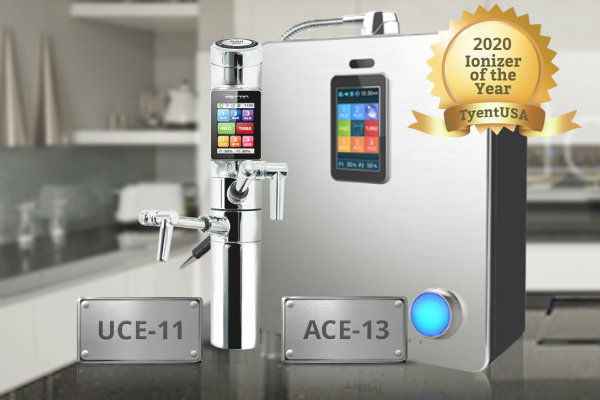water ionizer of the year