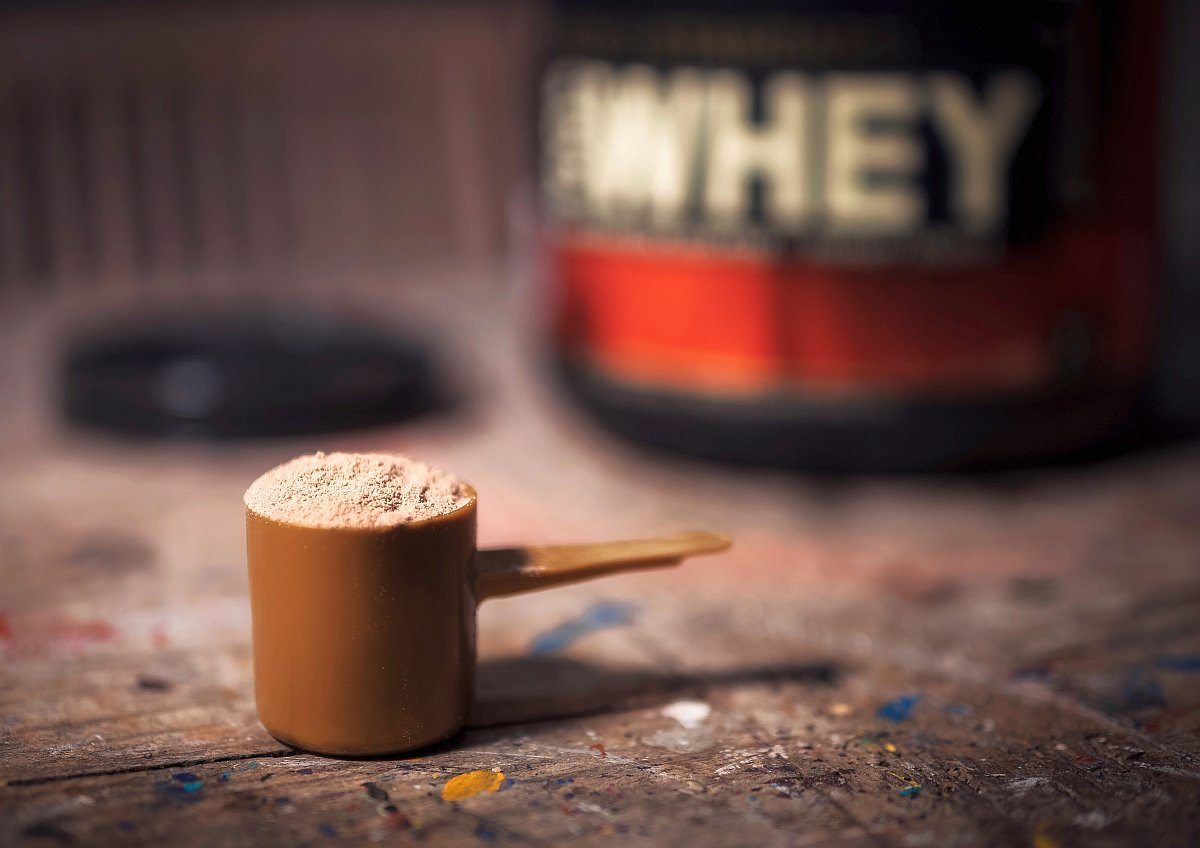 Whey in a scoop | Healthiest Foods To Eat