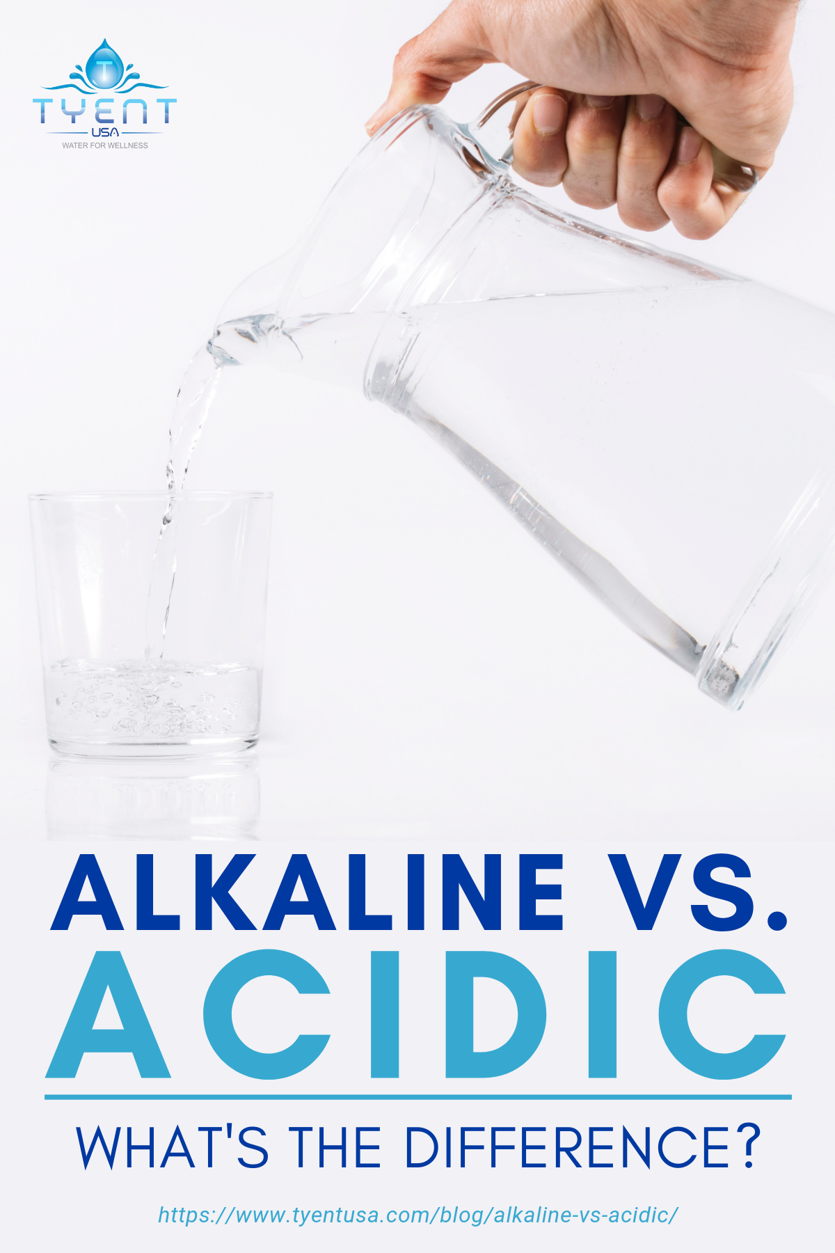 Alkaline vs Acidic: What's The Difference? https://www.tyentusa.com/blog/alkaline-vs-acidic/