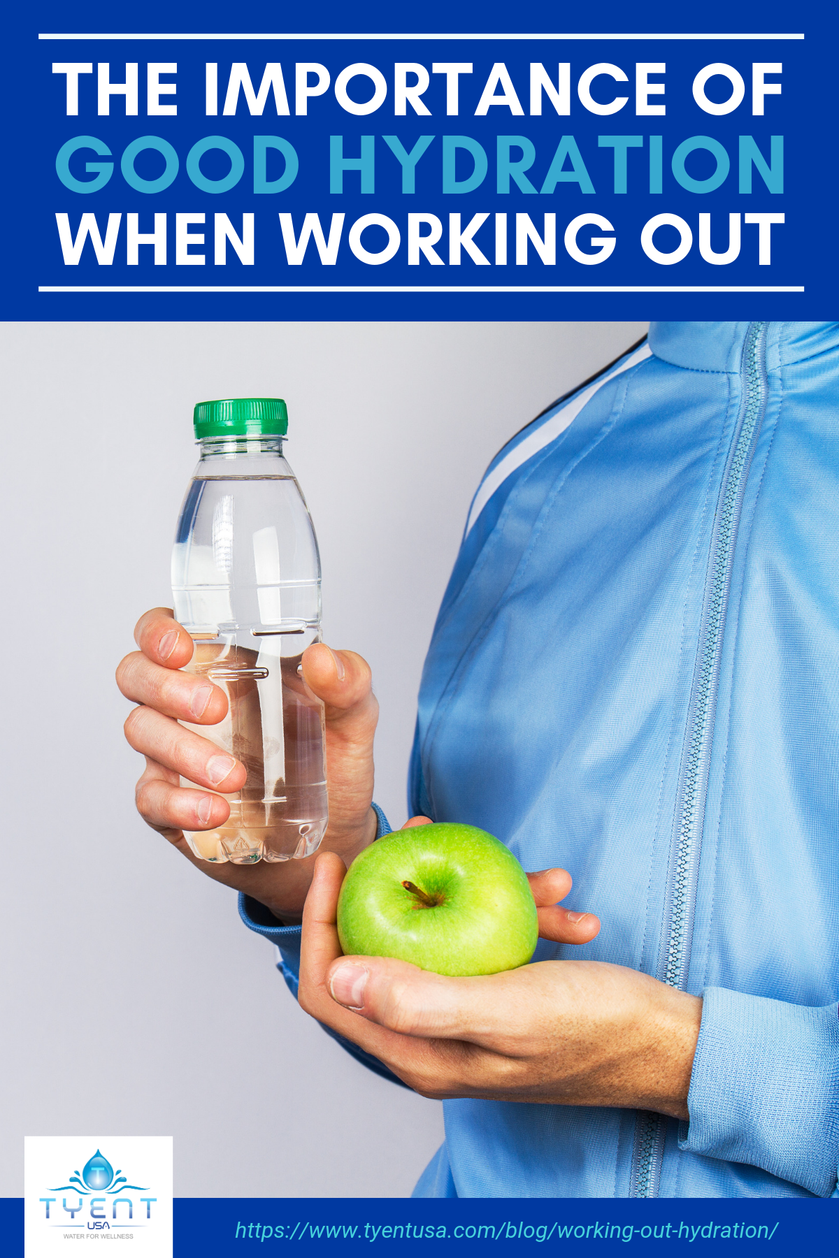 The Importance Of Good Hydration When Working Out https://www.tyentusa.com/blog/working-out-hydration/
