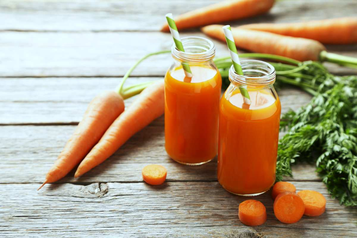 Orange carrot juice | Healthy Juice Recipes You Should Try