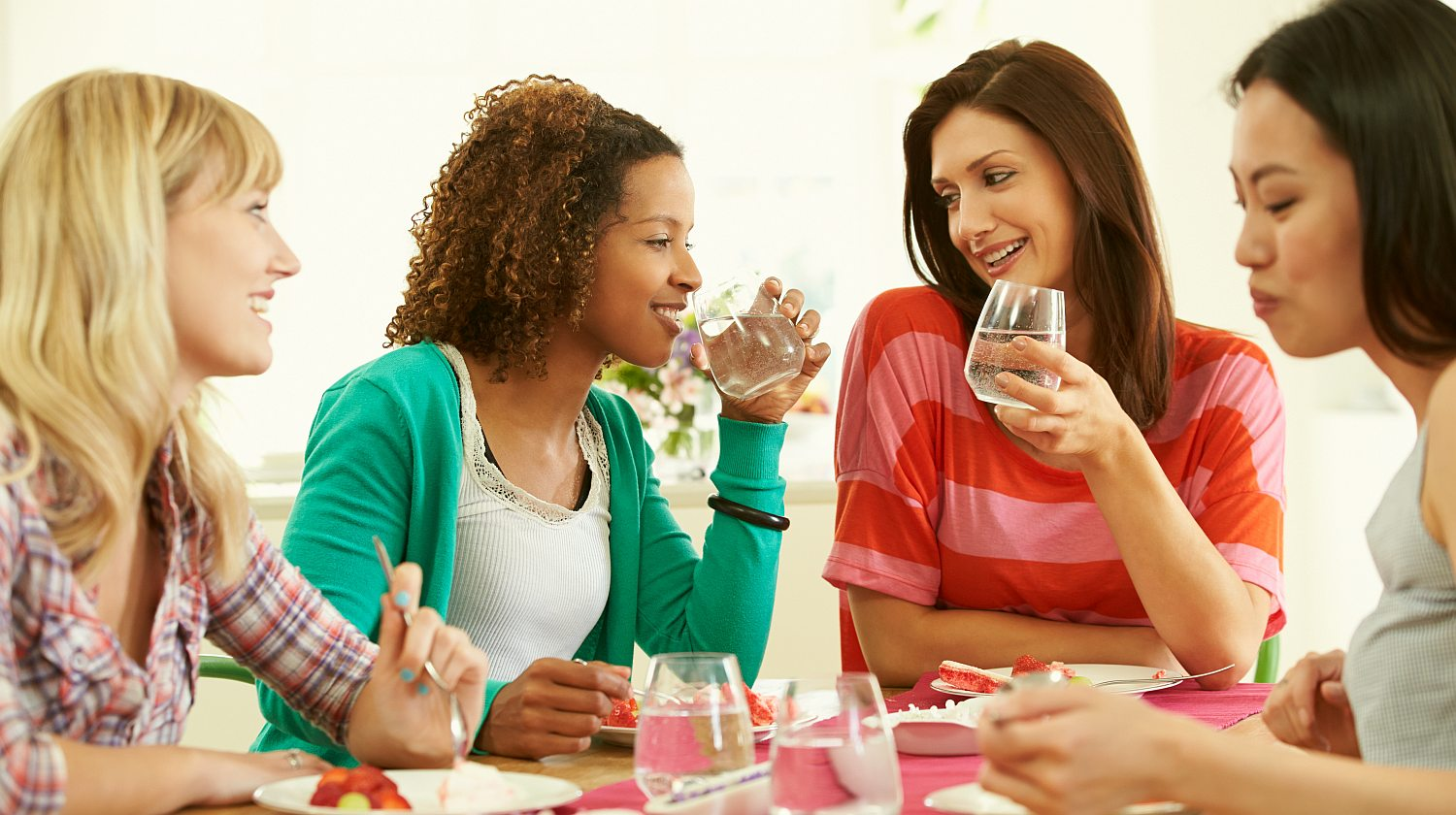 Feature | Eating with friends | Alkaline vs. Acidic: What's The Difference?