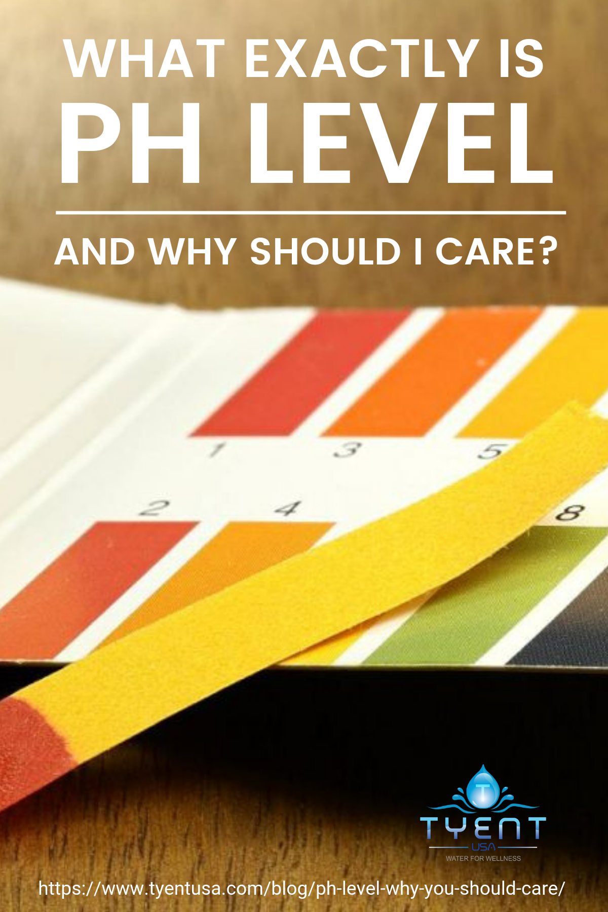 What Exactly Is pH Level And Why Should I Care? https://www.tyentusa.com/blog/ph-level-why-you-should-care/