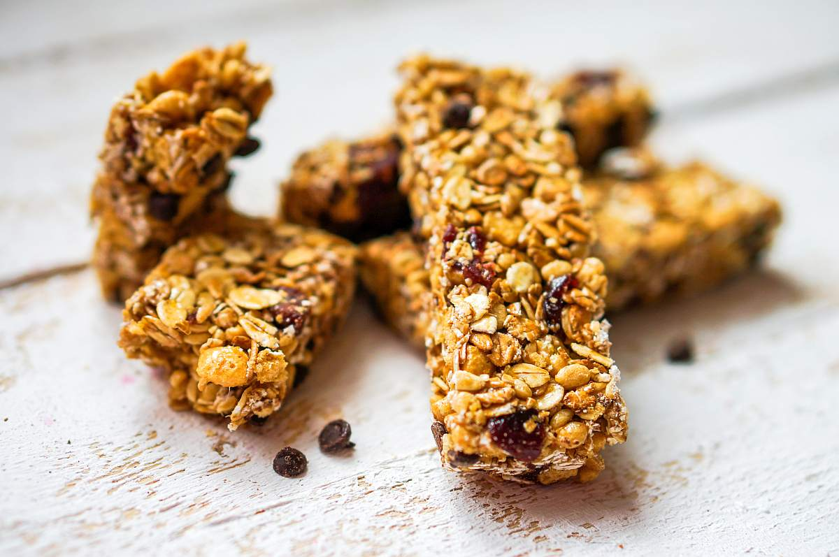Protein bar | Tasty Alkaline Recipes To Make At Home