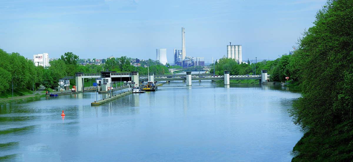 Neckar lock power plant heilbronn | Health Risks of Heavy Metals in Water