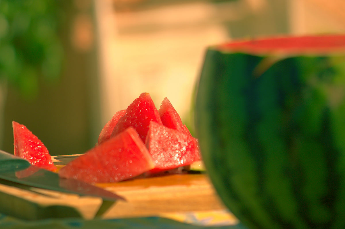Summer red green fruit watermelon | Hacks to Stay Hydrated