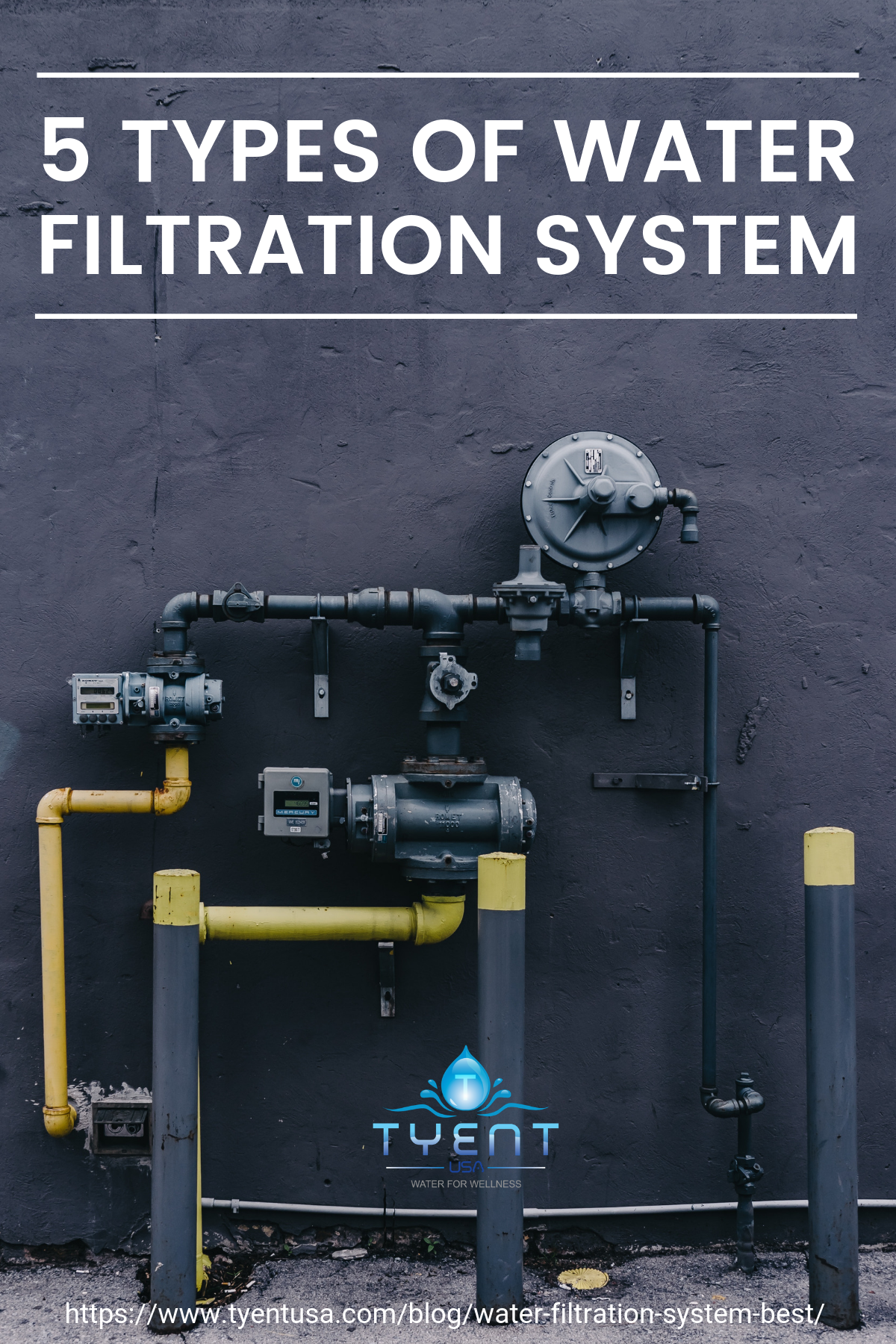 5 Types Of Water Filtration Systems https://www.tyentusa.com/blog/water-filtration-system-best/