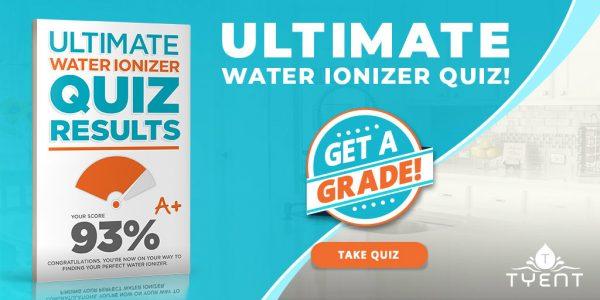Water Ionizer Quiz