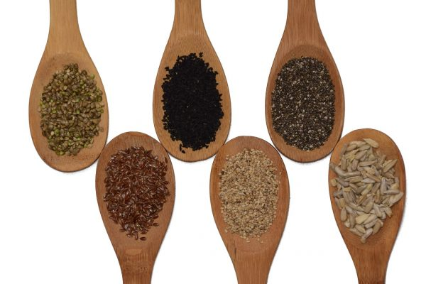 Sow the Seeds of Good Health: Boost Your Morning Smoothie With A Water Ionizer & Super Seeds!