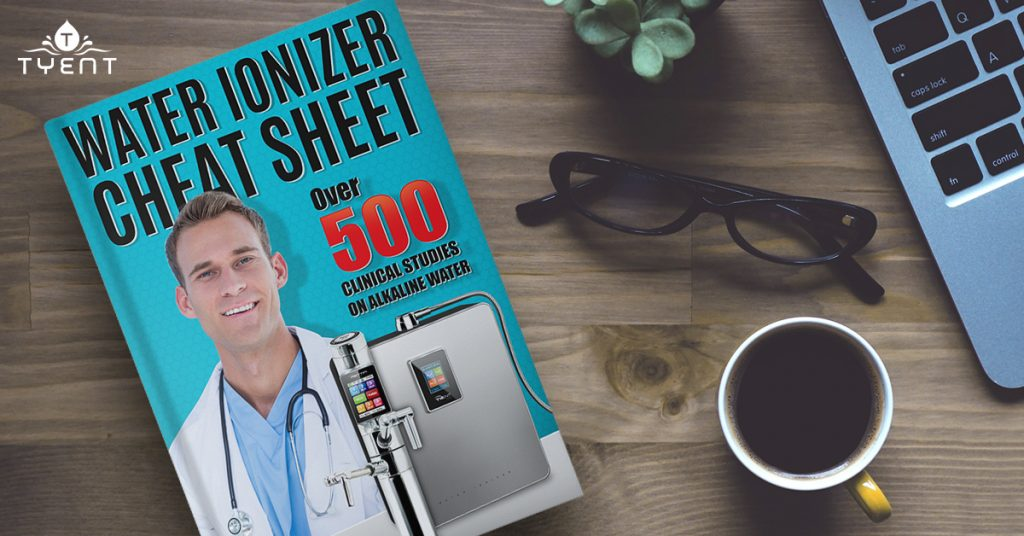 Water Ionizer Cheat Sheet