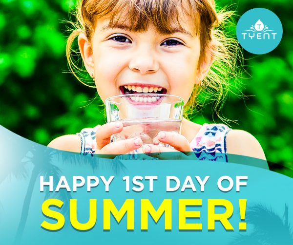 Don't Wilt in the Heat This Summer. Stay Hydrated with a Water Ionizer!
