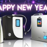 Happy New Year with a Water Ionizer!