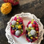 Alkaline Recipe - Dragon Fruit Salad