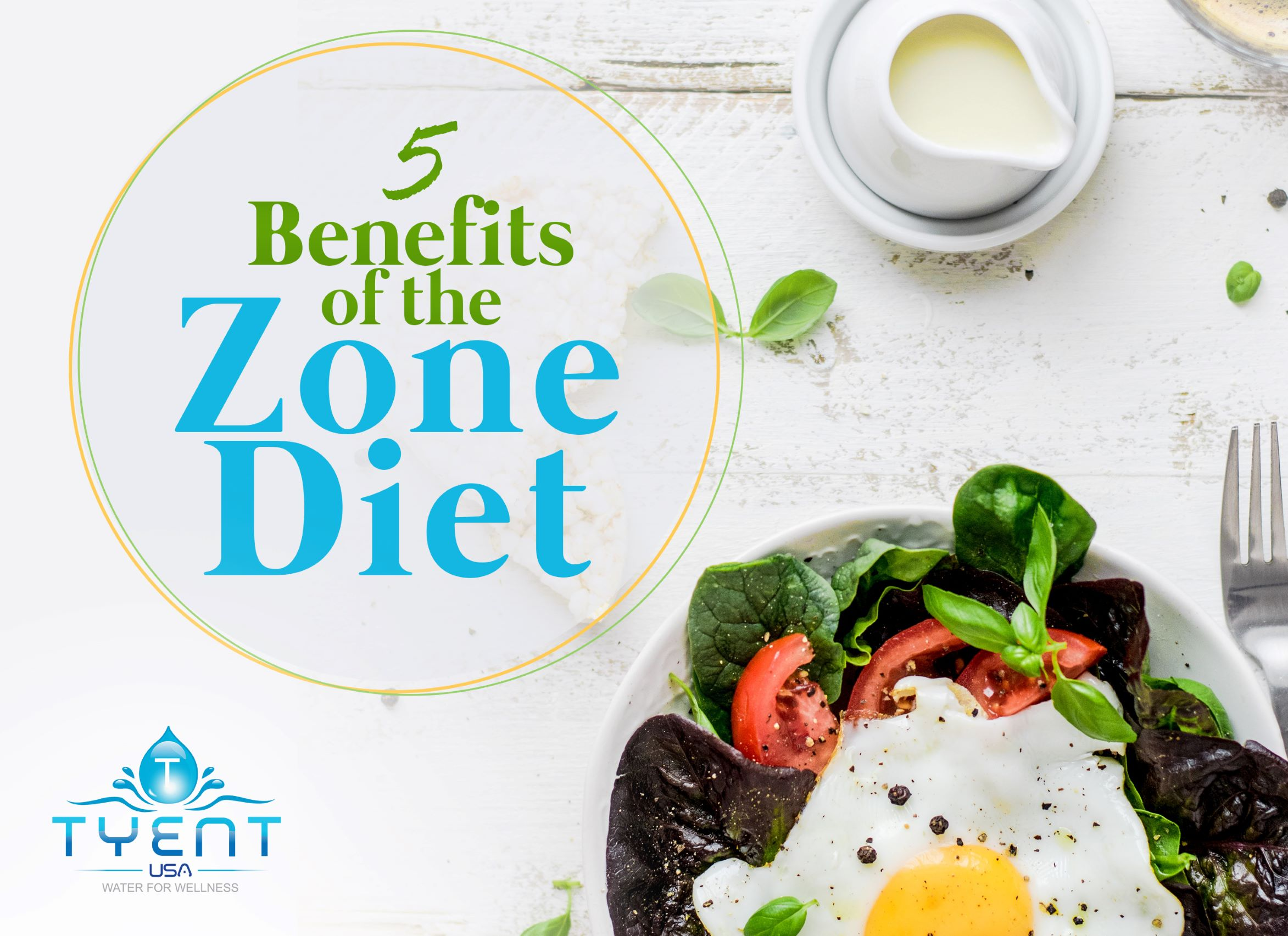 5 Benefits of the Zone Diet