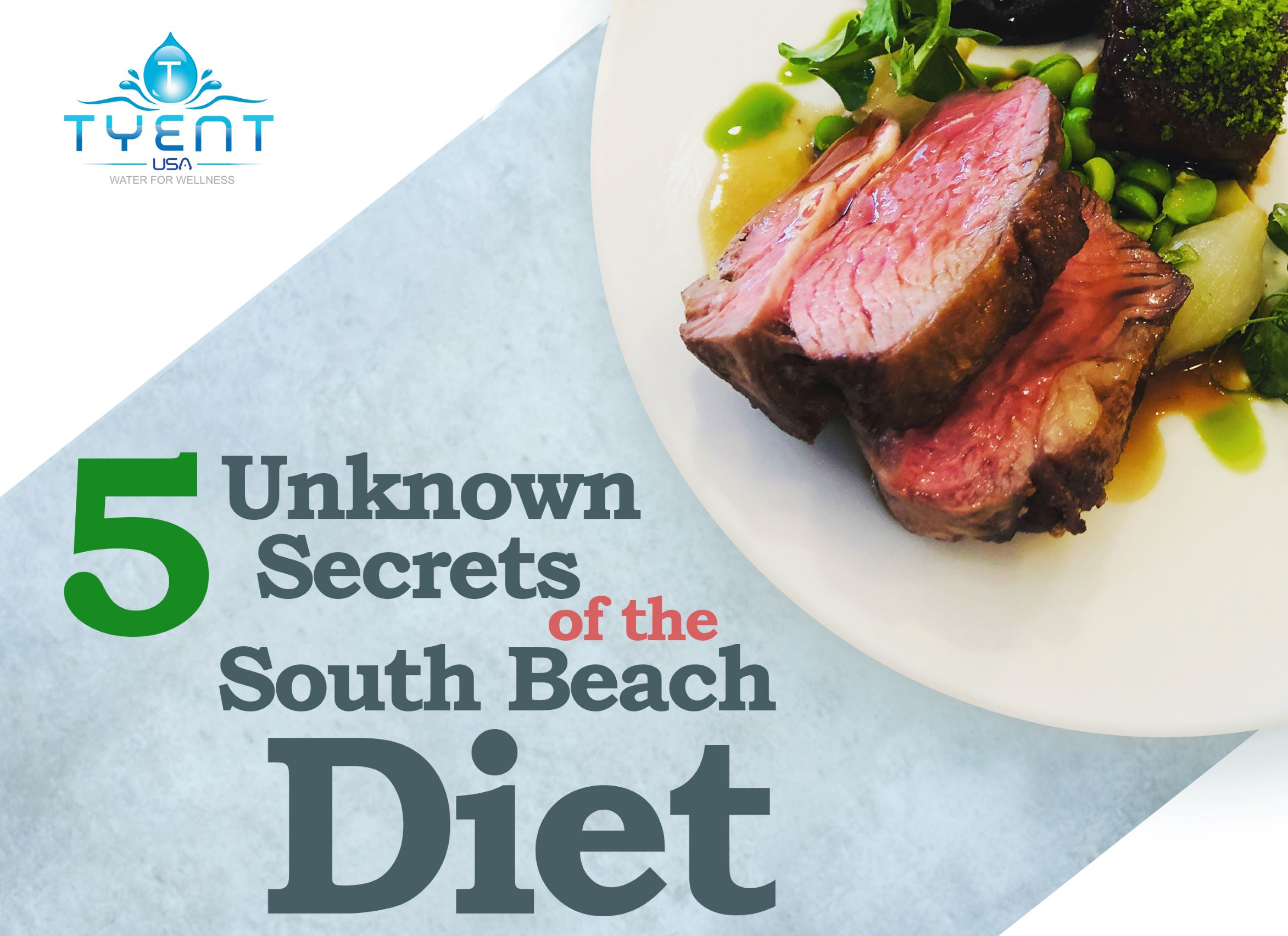 The South Beach Diet and Alkaline Water