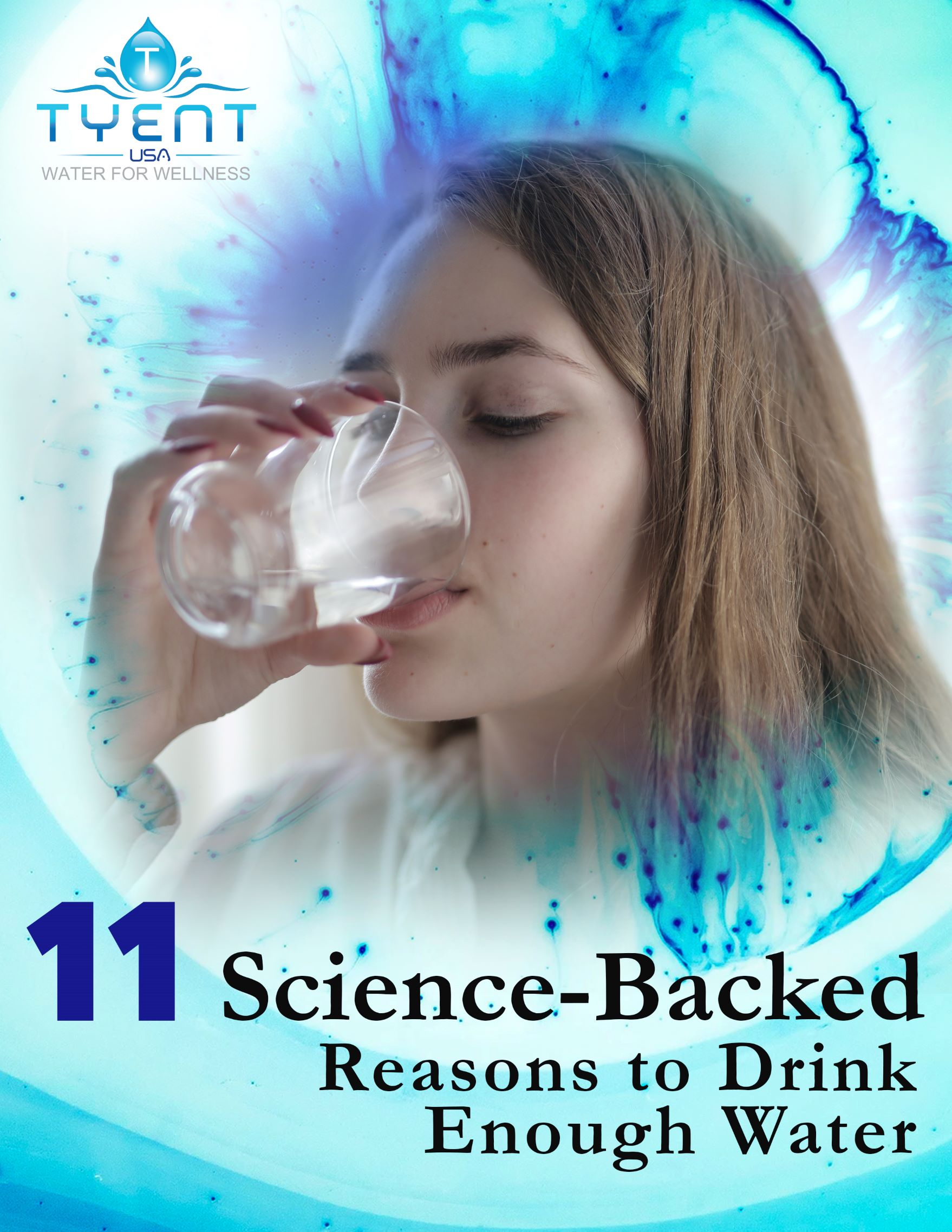 11 Science-Backed Reasons to Drink Enough Water