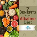 7 Benefits of an Alkaline Diet