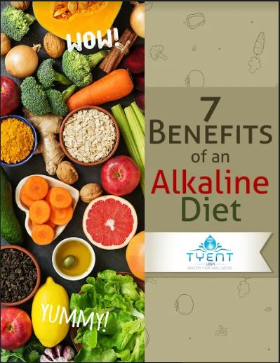7 Benefits of an Alkaline Diet
