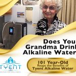 Alkaline Water and Aging - Reaping the Benefits at 101 Years Old!