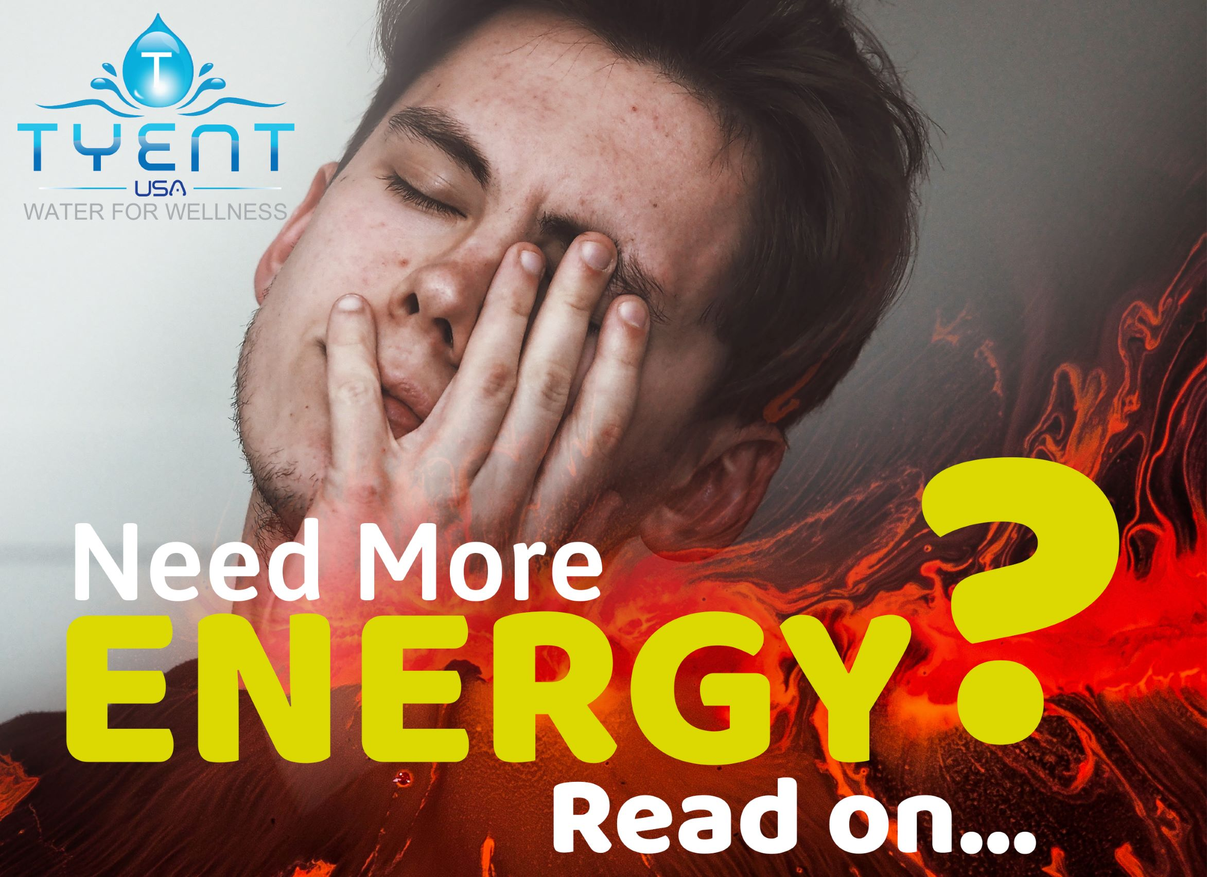 Need More Energy Read On