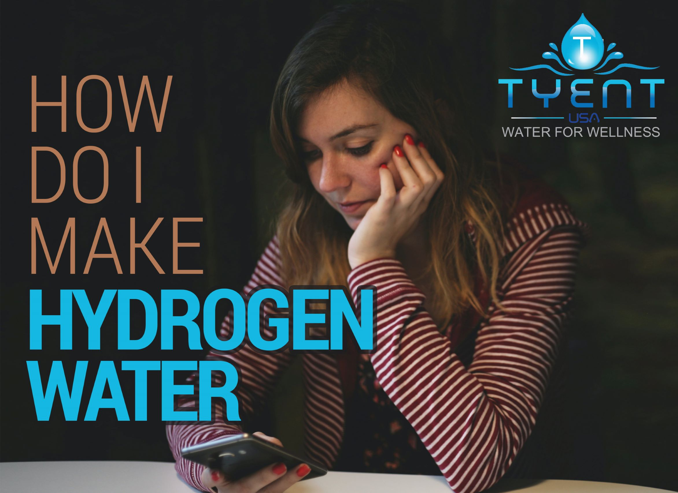 How Do I Make Hydrogen Water?