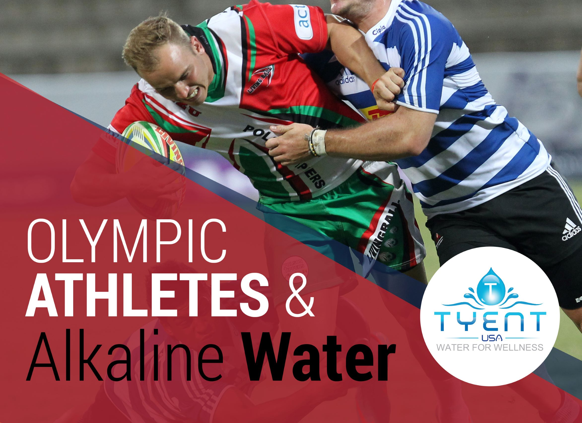 Olympic Athletes and Alkaline Water