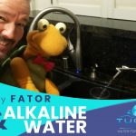 Terry Fator and Alkaline Water