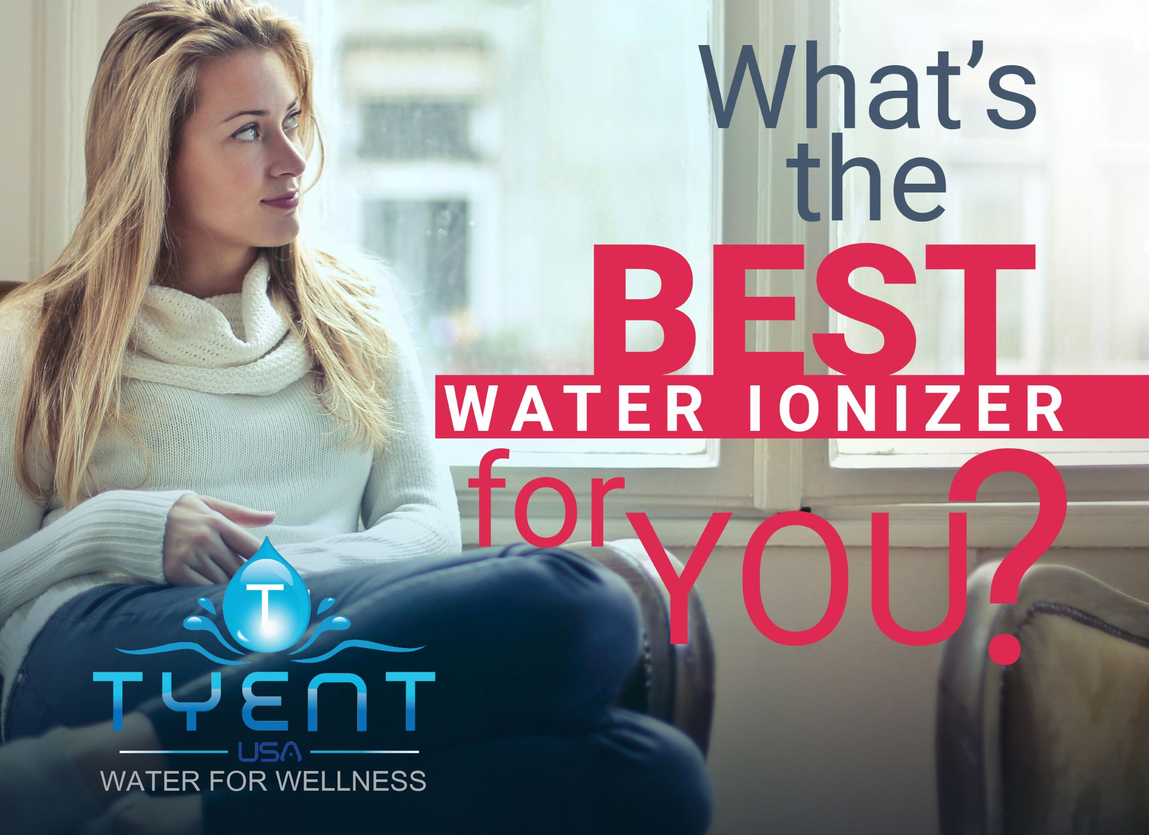 What's the Best Water Ionizer for You